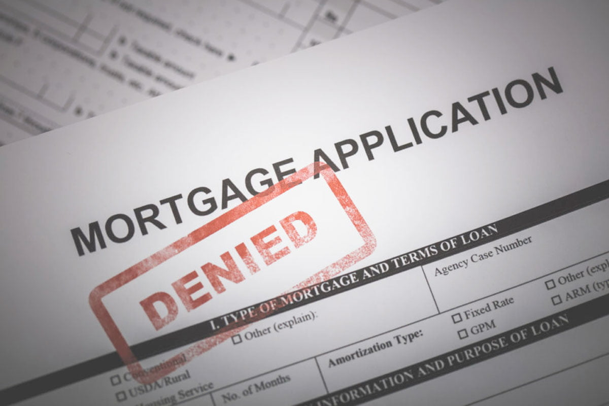 Common Reasons why Home Buyers are Denied a Mortgage